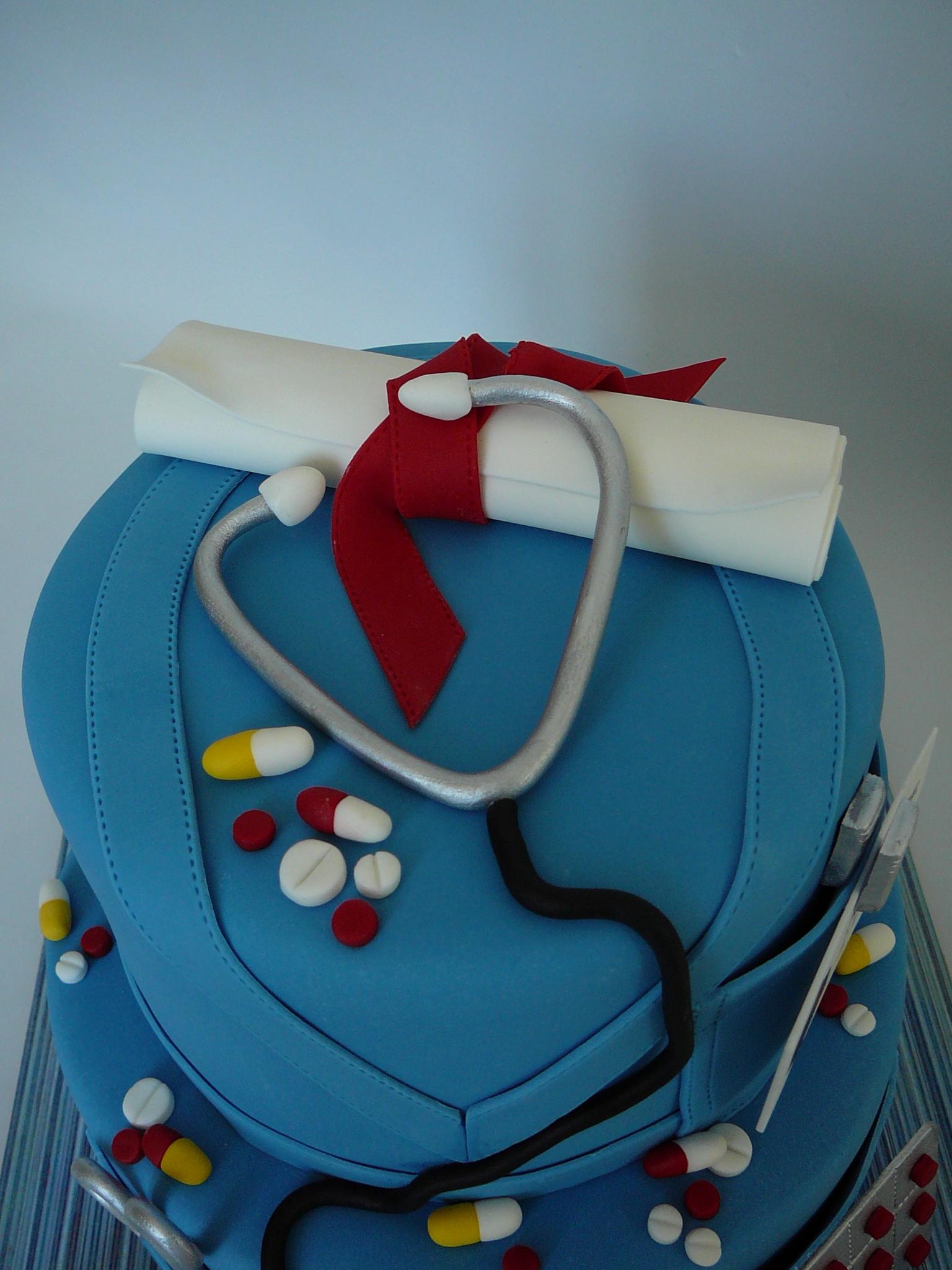 Nurse Cake Cakecentral Com