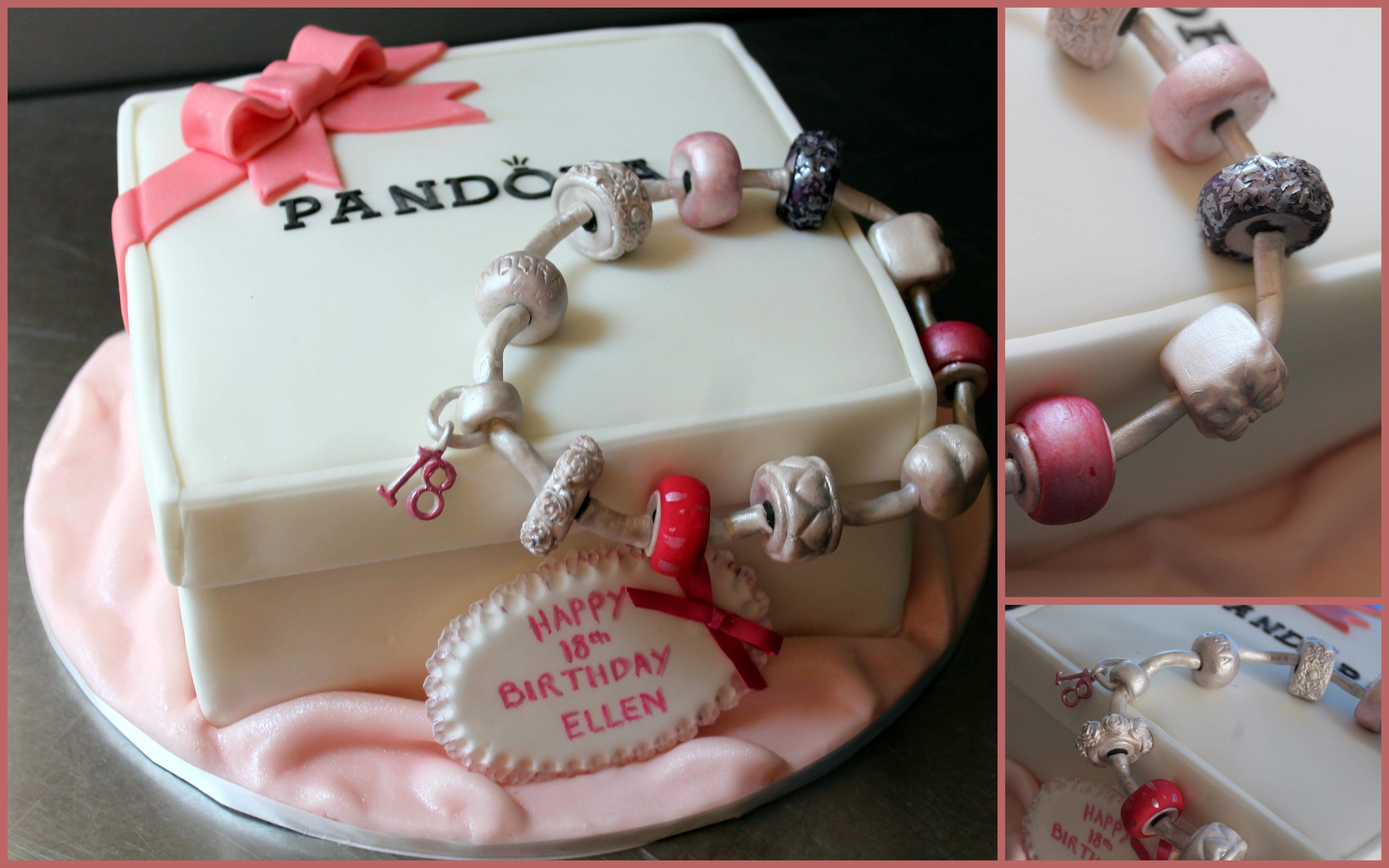 Pandora Cake Cakecentral Com