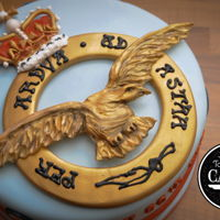 80Th Raf Birthday Cake 80th Birthday cake