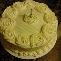 Carrot Cake Cream cheese frosting , carrot cake