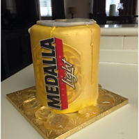 Medalla   Medalla Beer Can
