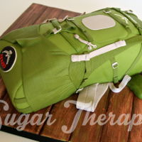 Osprey Backpack Cake Osprey backpack cake
