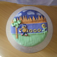 Sonic The Hedgehog Cake   Sonic the hedgehog cake