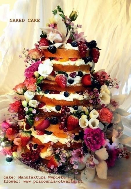 Three tier Birch design wedding cake rustic by Cake