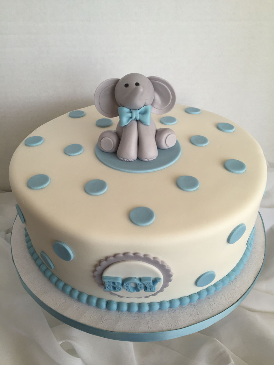 Boy Baby Shower Cakecentralcom