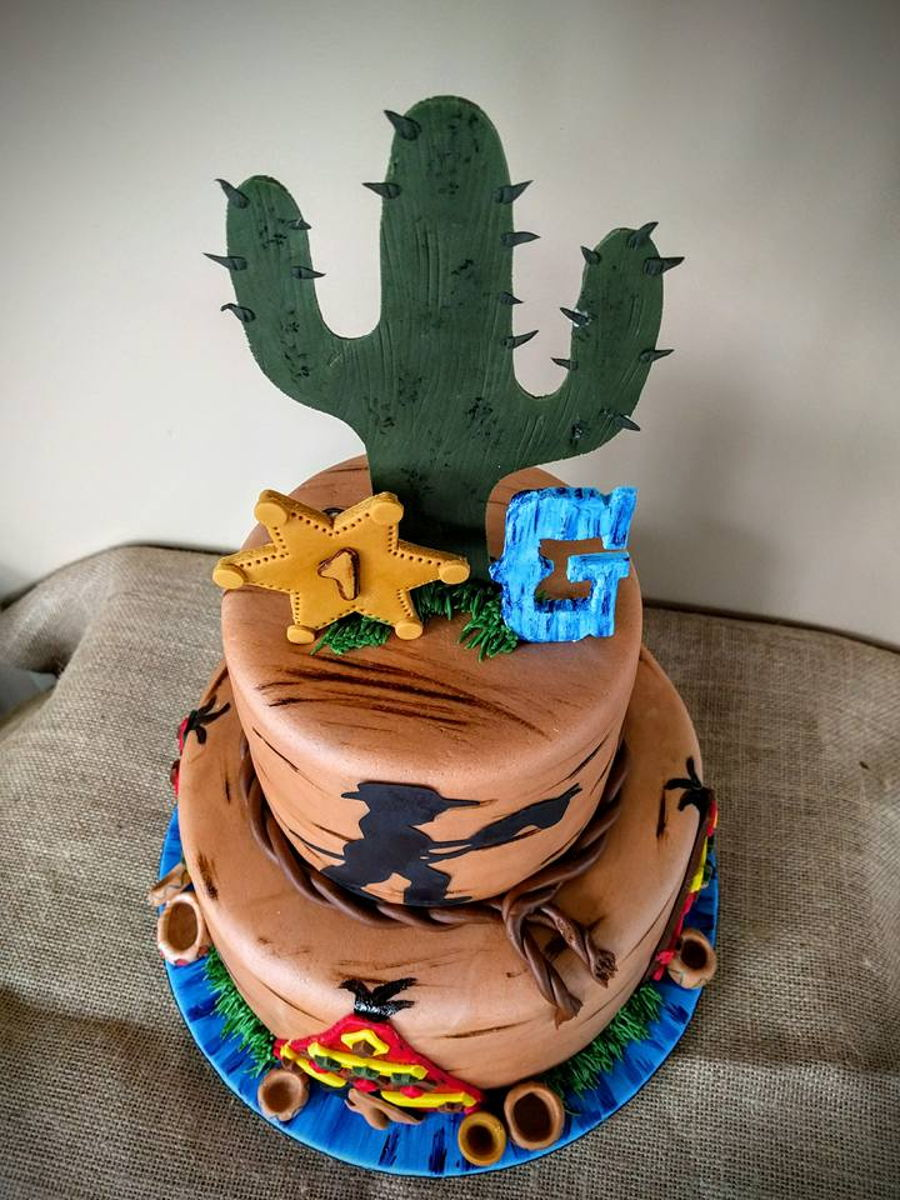 Cowboys And Indians Cakecentral