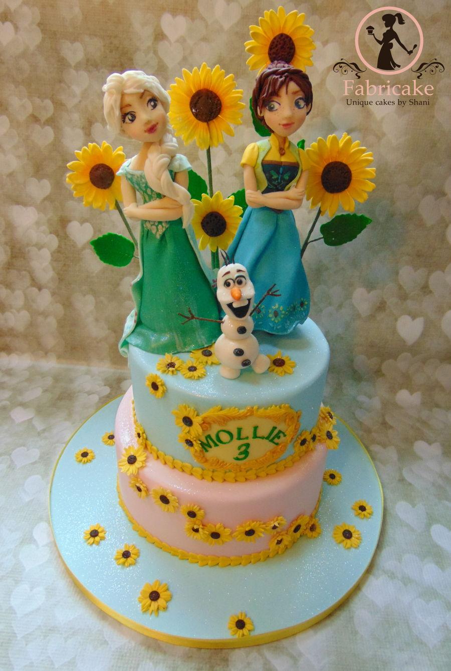 Best Frozen Cake Recipe