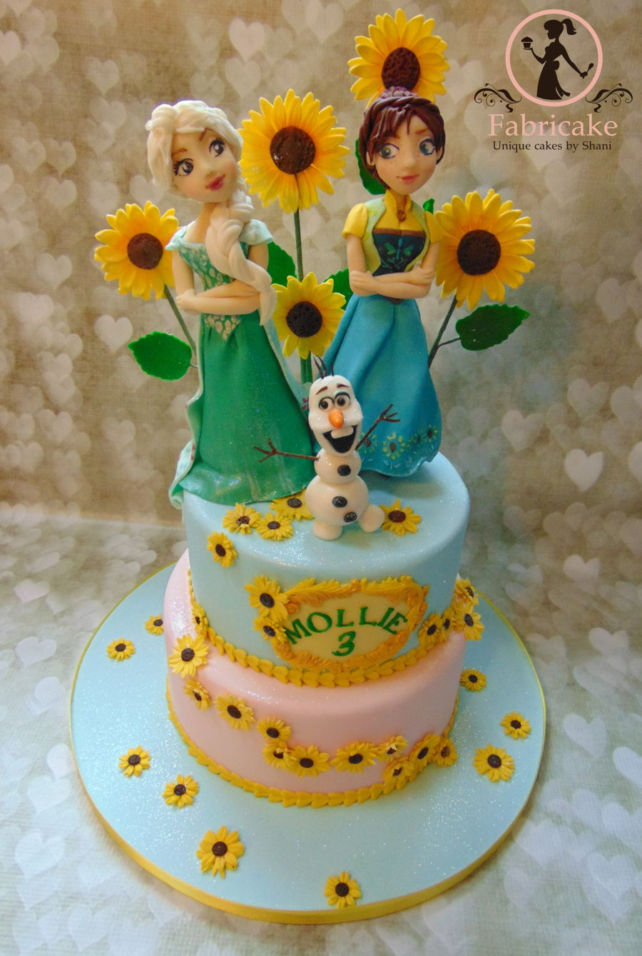 Anna Cake Birthday