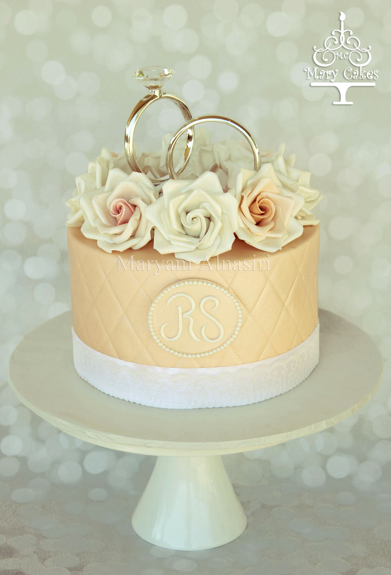 Designs Of Cakes For Engagement