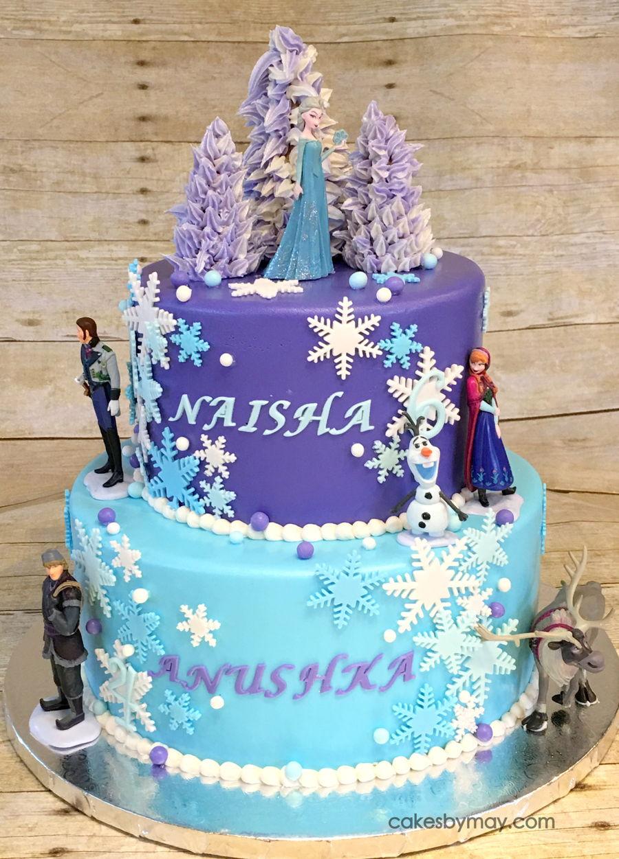 Frozen Cakecentral Com
