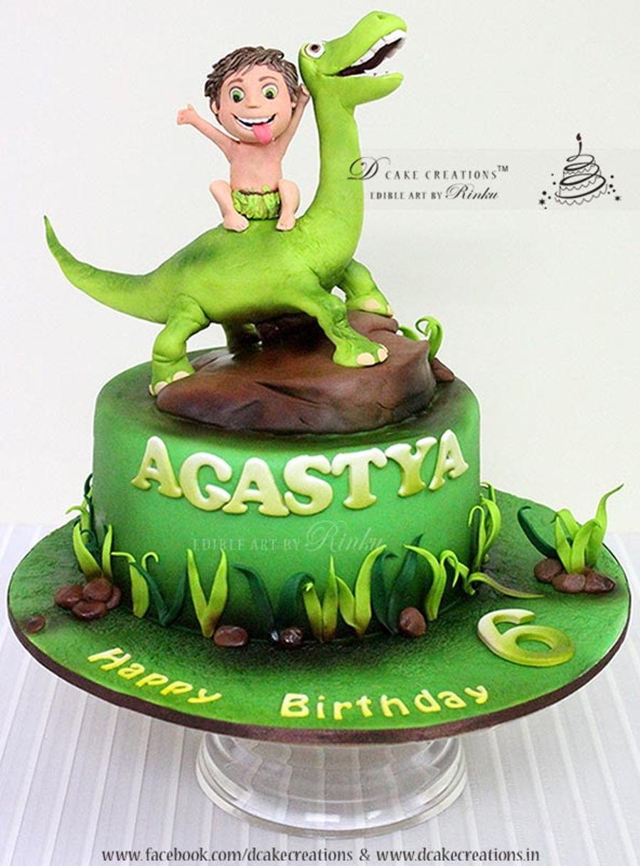 Arlo Cake Topper