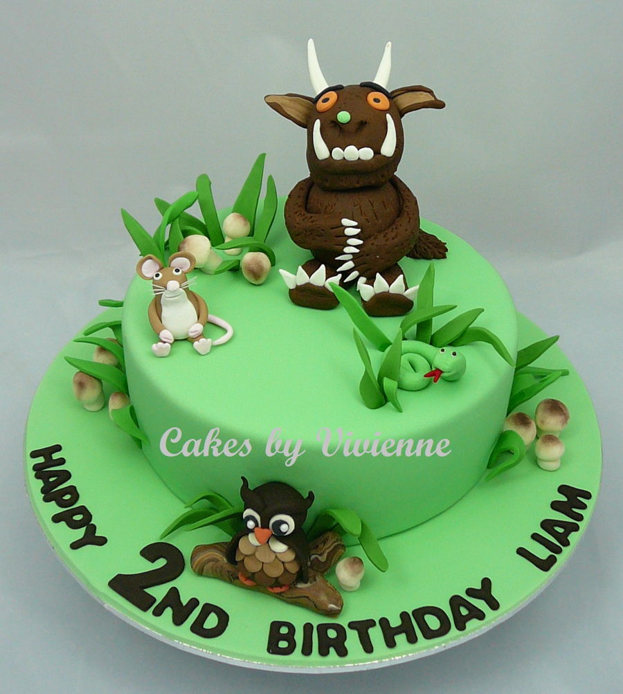 Gruffalo Cake Decorations