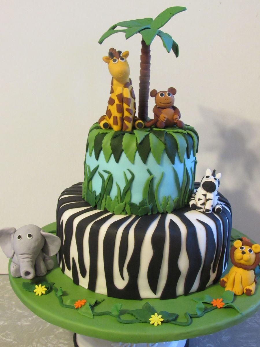 Images Zebra Cake