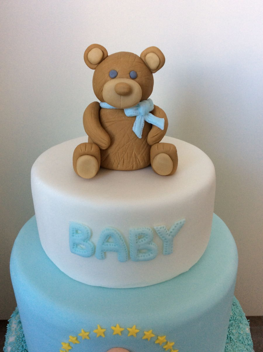 New Baby Cake Images : New Baby Boy Cake - CakeCentral.com