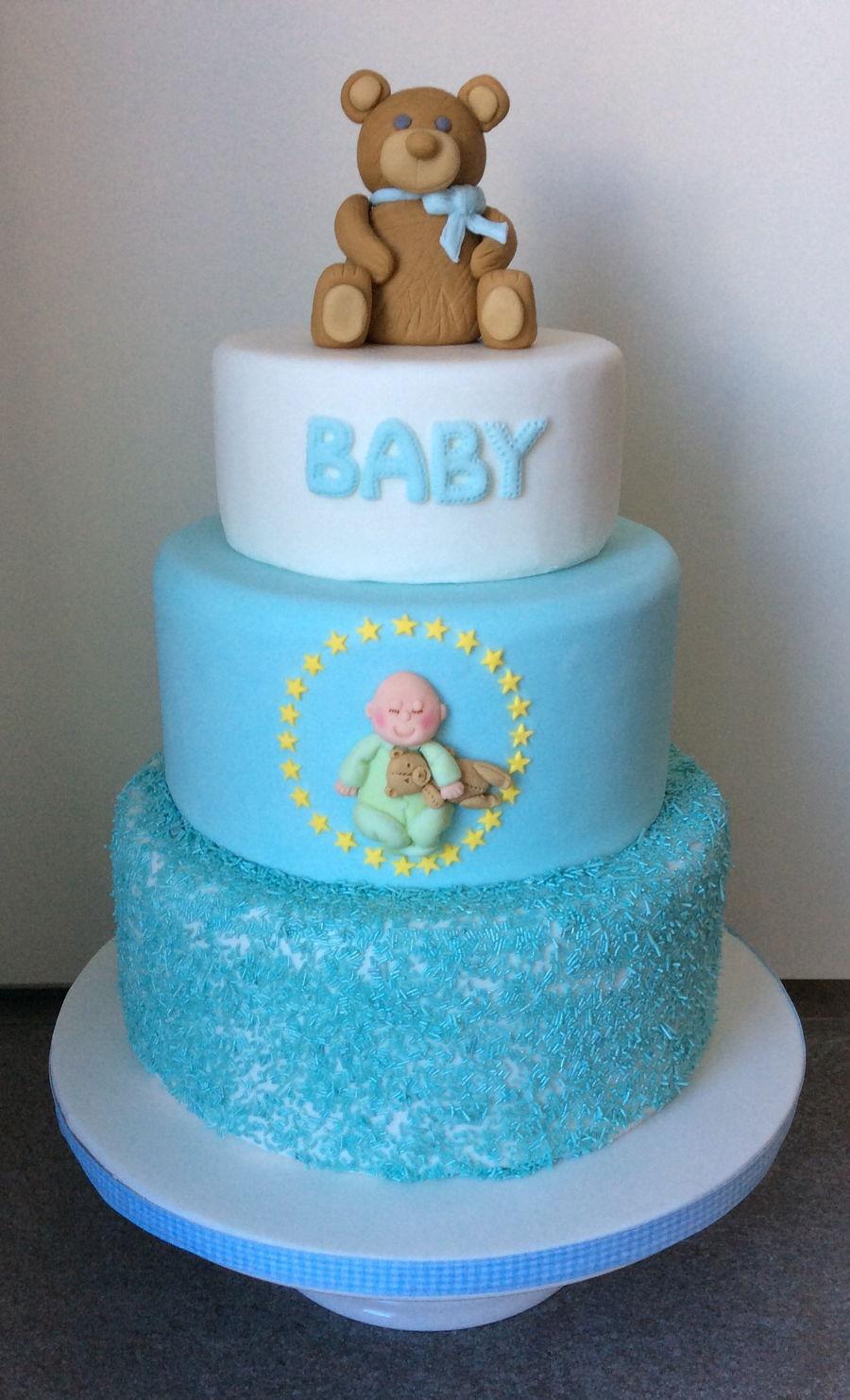 First Birthday Boy Cake Designs
