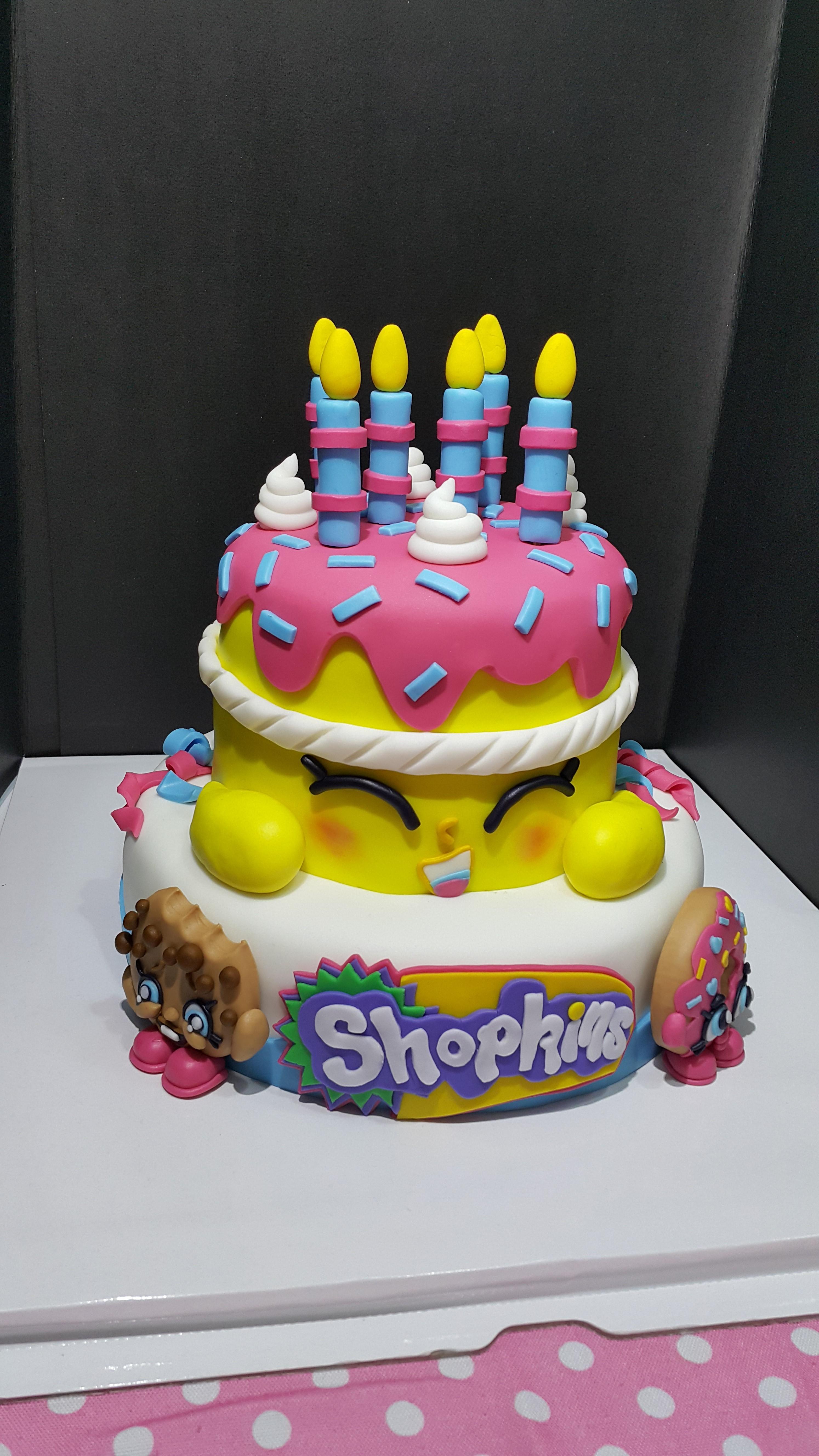 Birthday Cake Shopkins Images