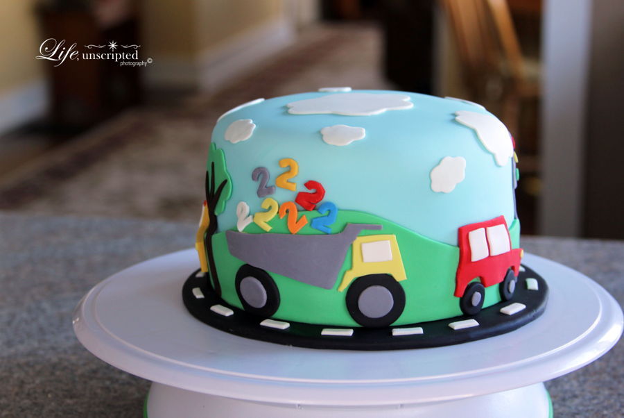 Two Year Olds Birthday Cake Cakecentral