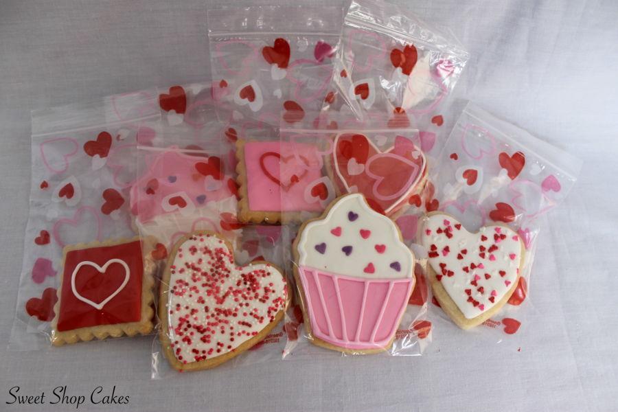 Valentine S Day Bake Sale Cakecentral Com
