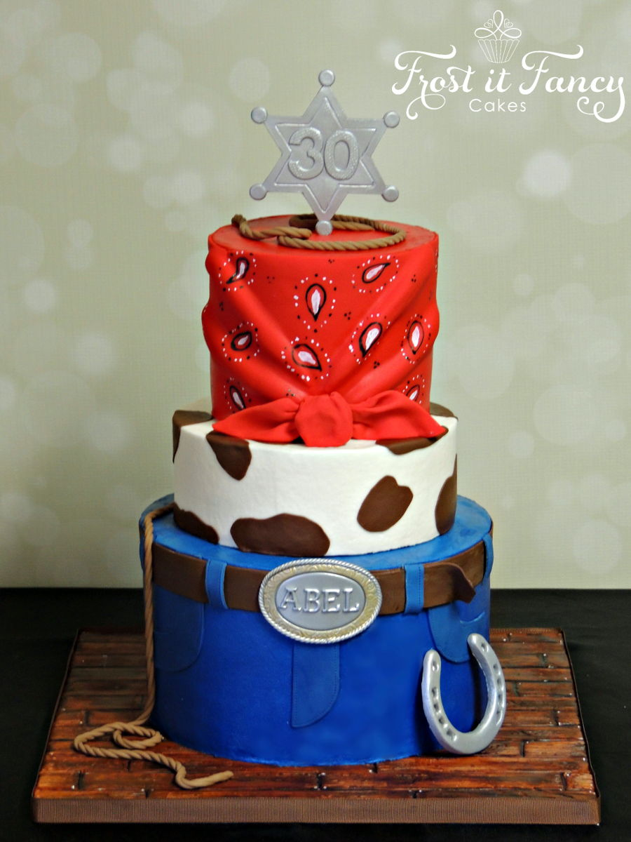 Western Style - CakeCentral.com