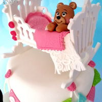 Baby Shower Another cute cake ;) hope you like it