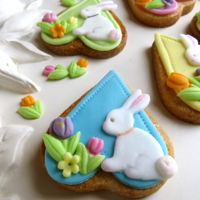 Easter Cookies Easter is coming...! :) <3 <3
