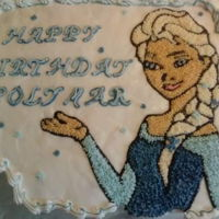 Else Cupcake Cake Elsa on cup cakes