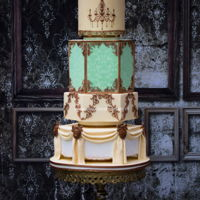 Green Drawing Room Downton Abbey I have had the honour of being apart of a very special cake collaboration to pay tribute to an iconic show — Downton Abbey. Today...