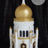 Persian Palace This is my very first cake post to this site.... Hope you all like it! The theme for this lovely ladies party was Arabian Nights. She is a...