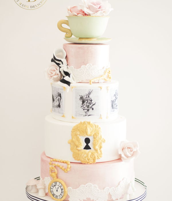 Top Mother\'s Day Tea Party Cakes - CakeCentral.com