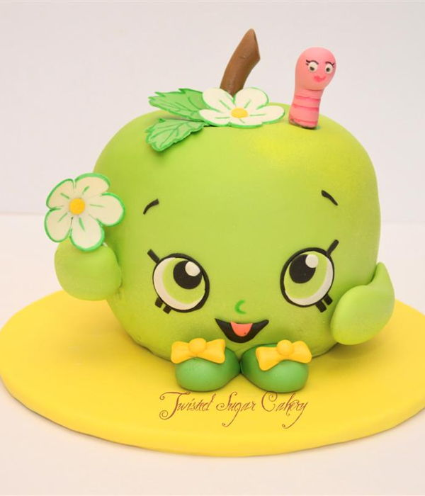 Shopkins Apple Blossom