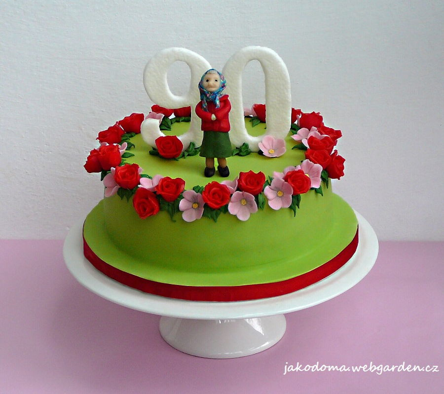 Th Birthday Cake