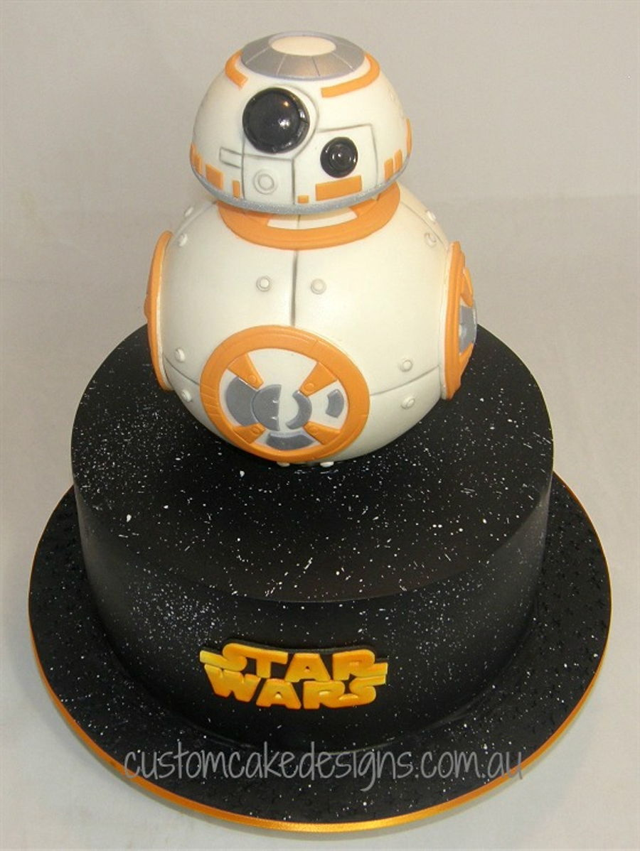 Easy Star Wars Cakes Ideas