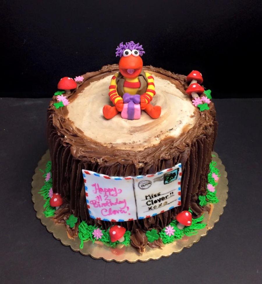 Fraggle Rock Cake Cakecentral Com