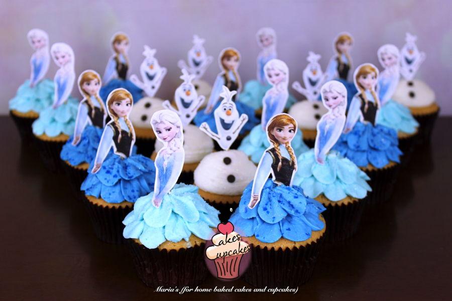 Frozen Birthday Cake Recipe