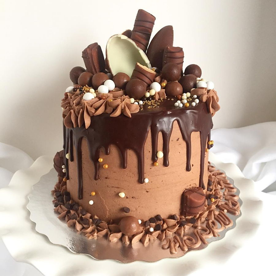 Chocolate Birthday Cakes Recipes For Adults