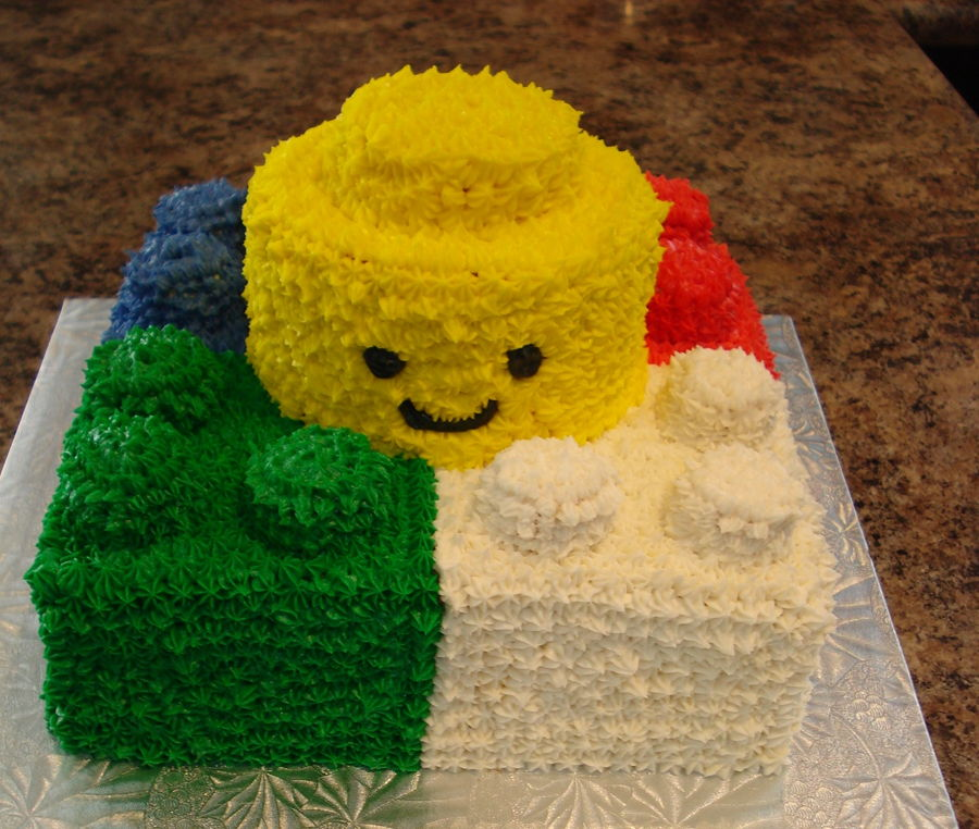Lego Birthday Cake Recipe