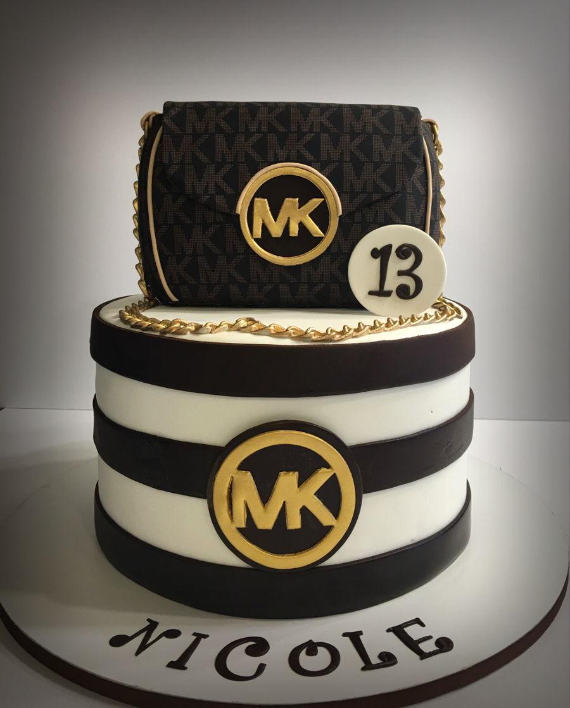 Mk Birthday Cake