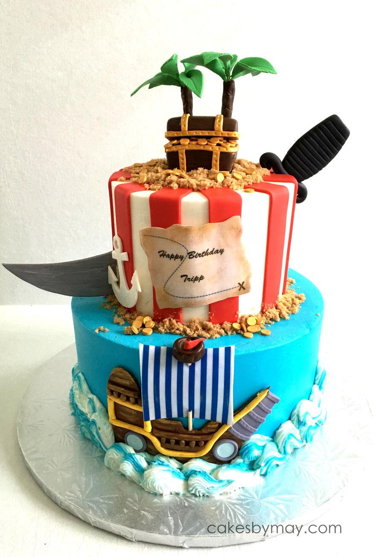 Kids Pirate Birthday Party