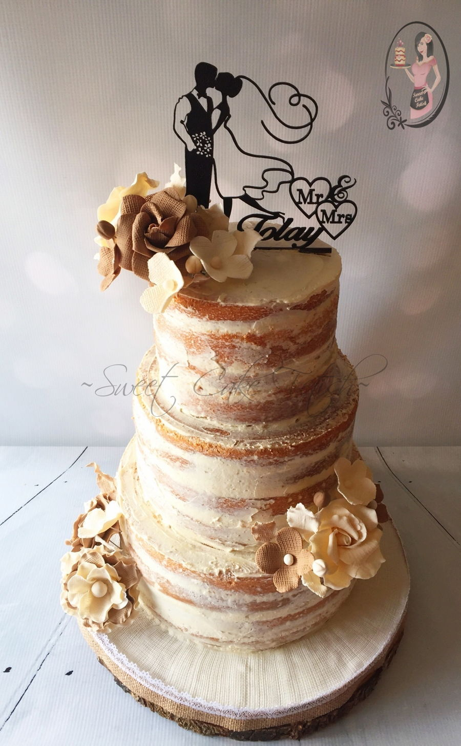 Pin by Marwa Ali Deeb on Cakes | Strawberry cream cakes