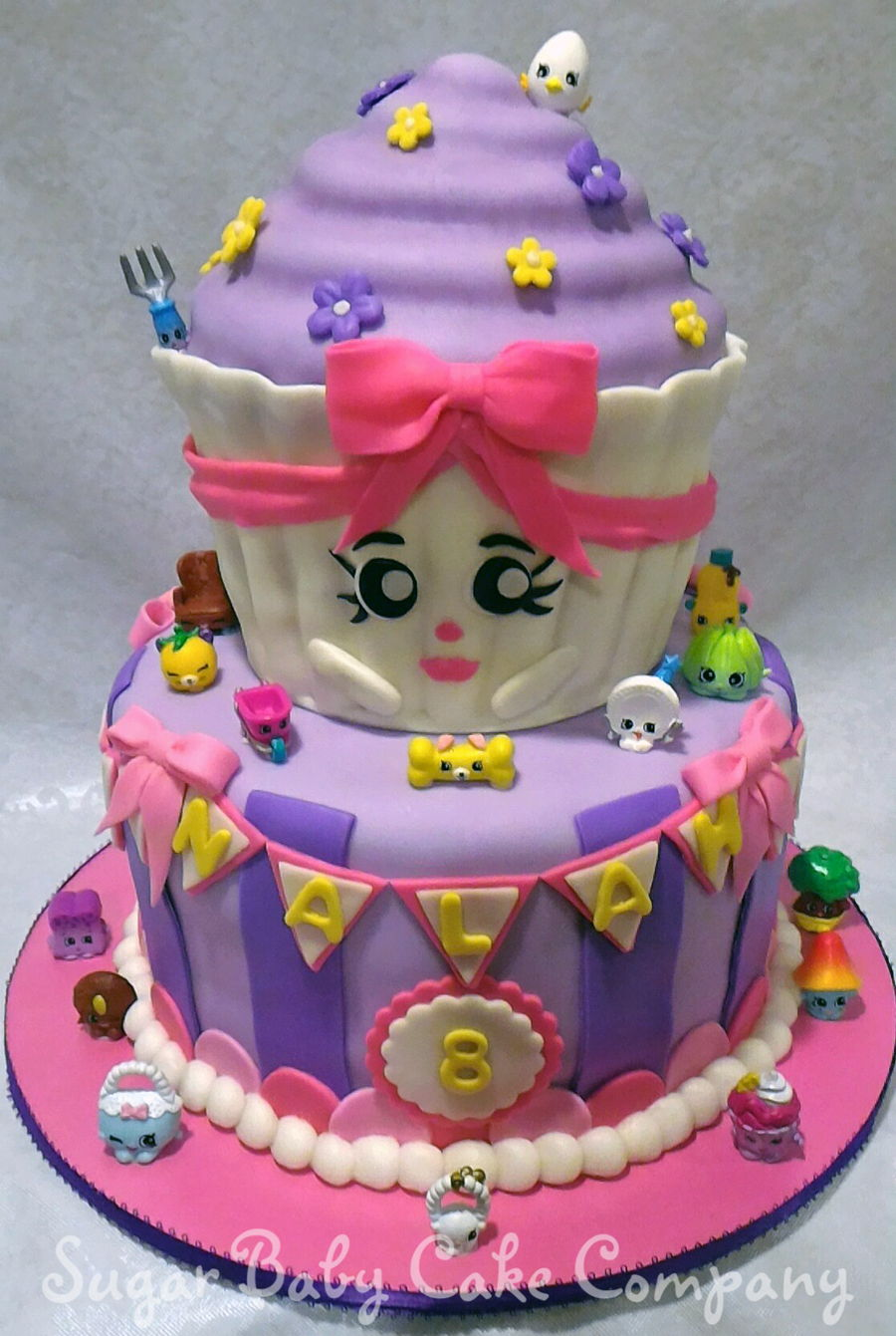 Shopkins Birthday Cake Cakecentral
