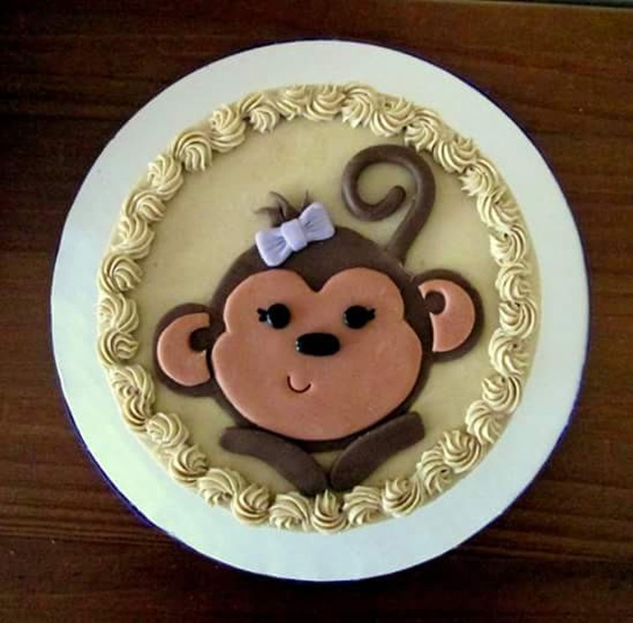 Year Of The Monkey Birthday Cake Cakecentral
