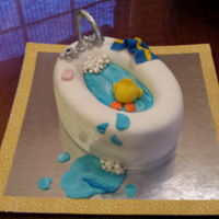 Baby Shower Rubber duck themed baby shower