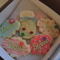 For My Favorite Girls! My Grandmother is 99 years old, wanted to send cookies her way! So lucky to have her! <3