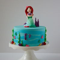 Little Mermaid For my little Princess