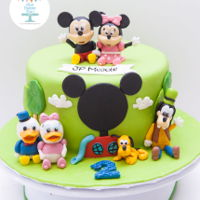 Mickey Mouse Clubhouse I dread doing mickey and minnie mouse! lol But I really love how the others turned out! <3 <3