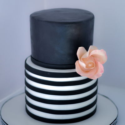 Black & White Birthday