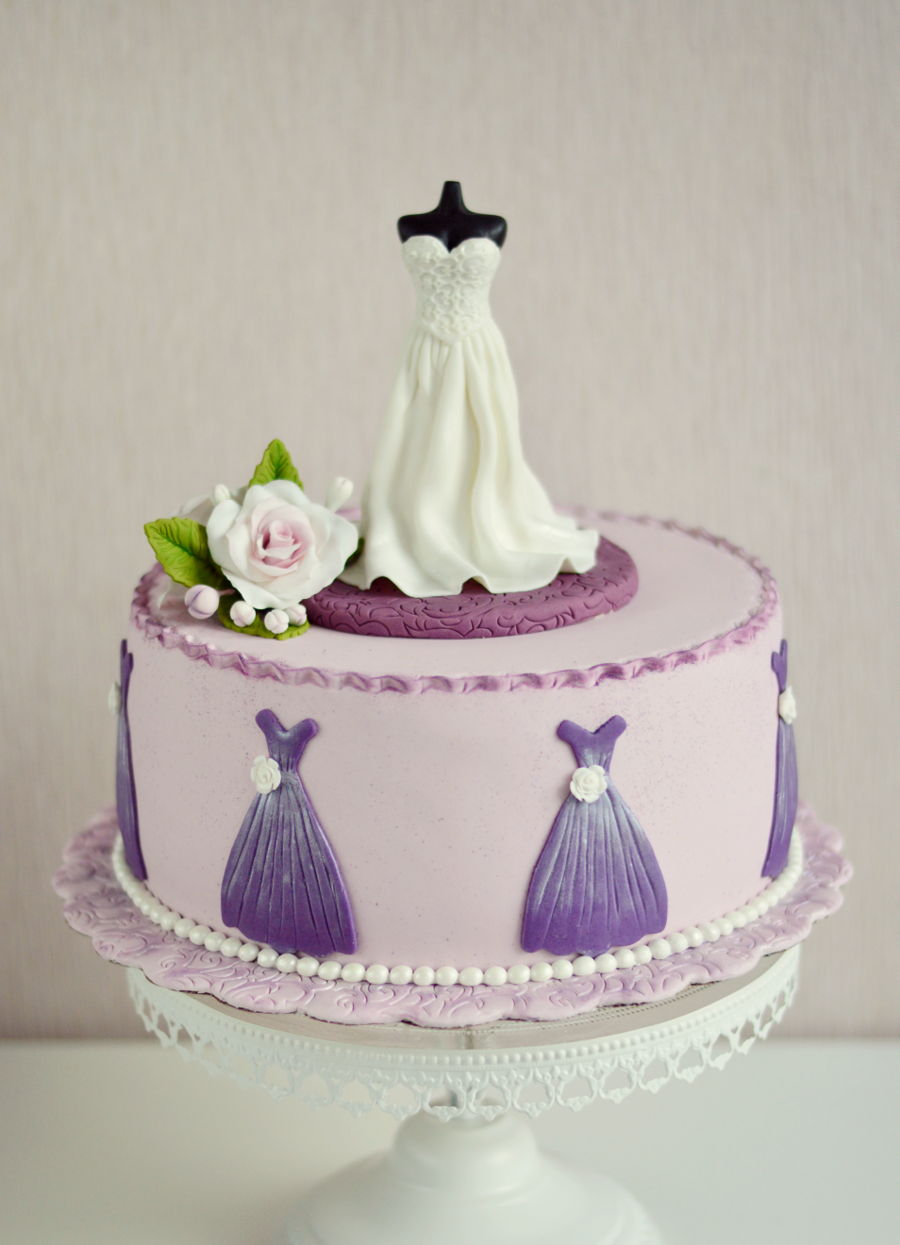 Bachelorette Party Cake Cakecentral Com