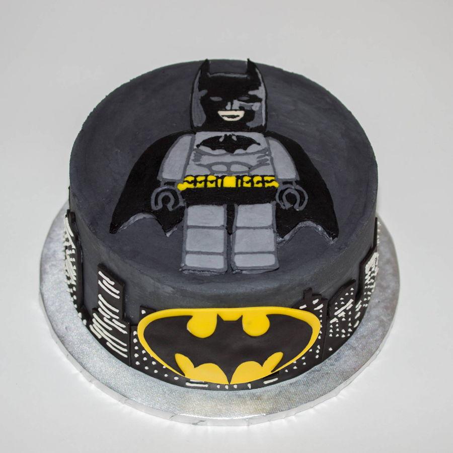 Batman Lego Cake Cakecentral Com