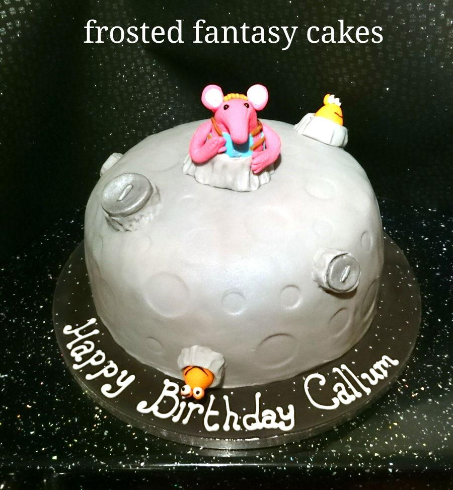 Clangers Birthday Cake