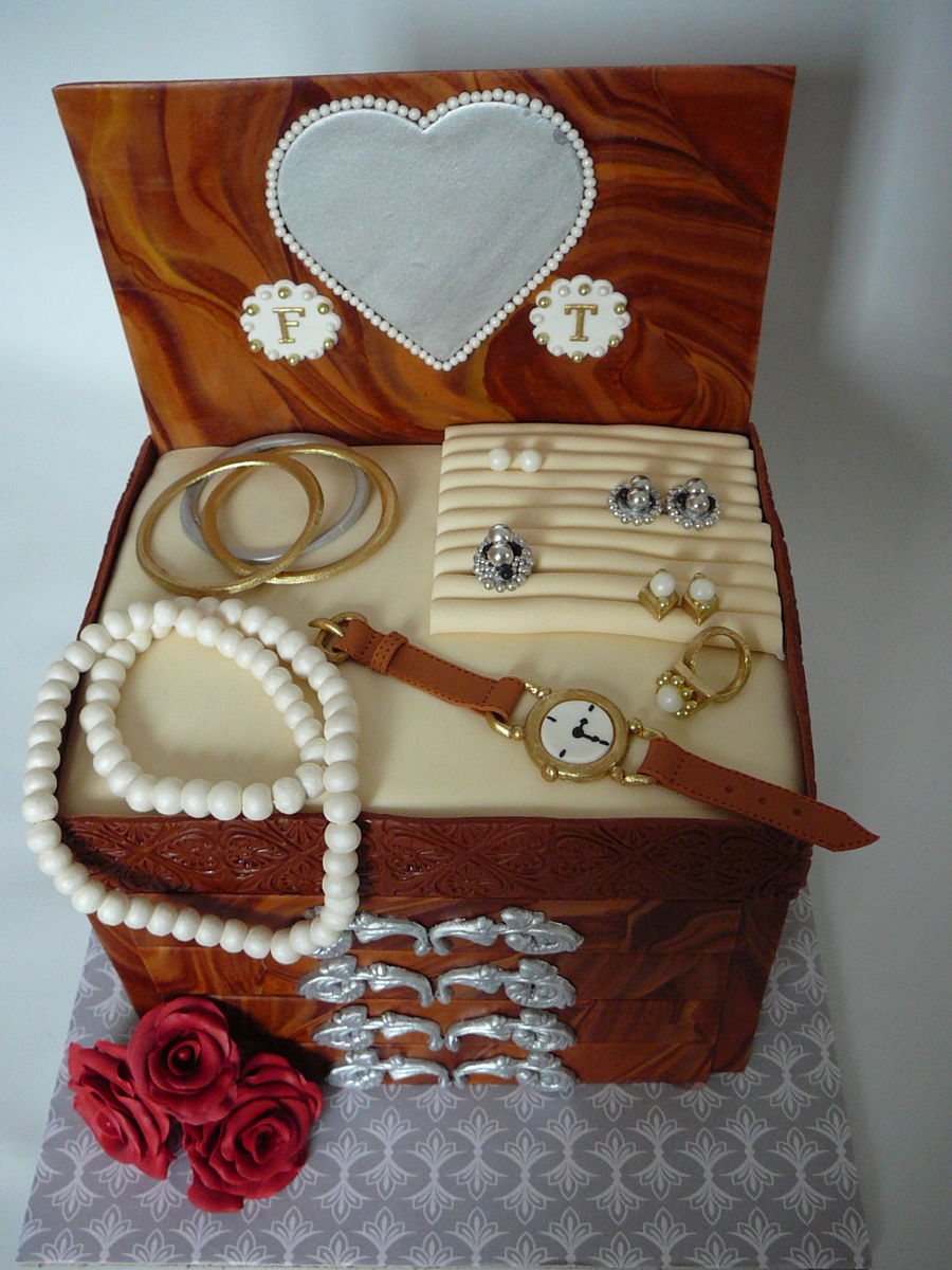 Jewelry Box Cakecentral Com